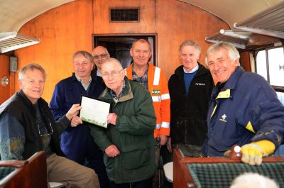 South West in Bloom award for Midsomer Norton Station